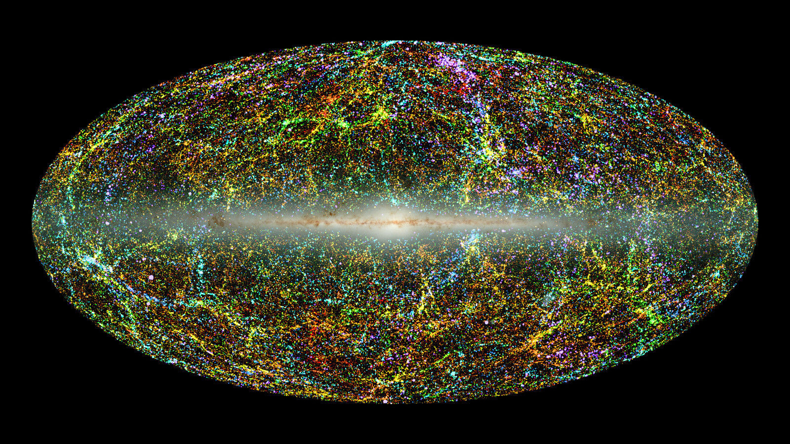 A New Test for the Leading Big Bang Theory