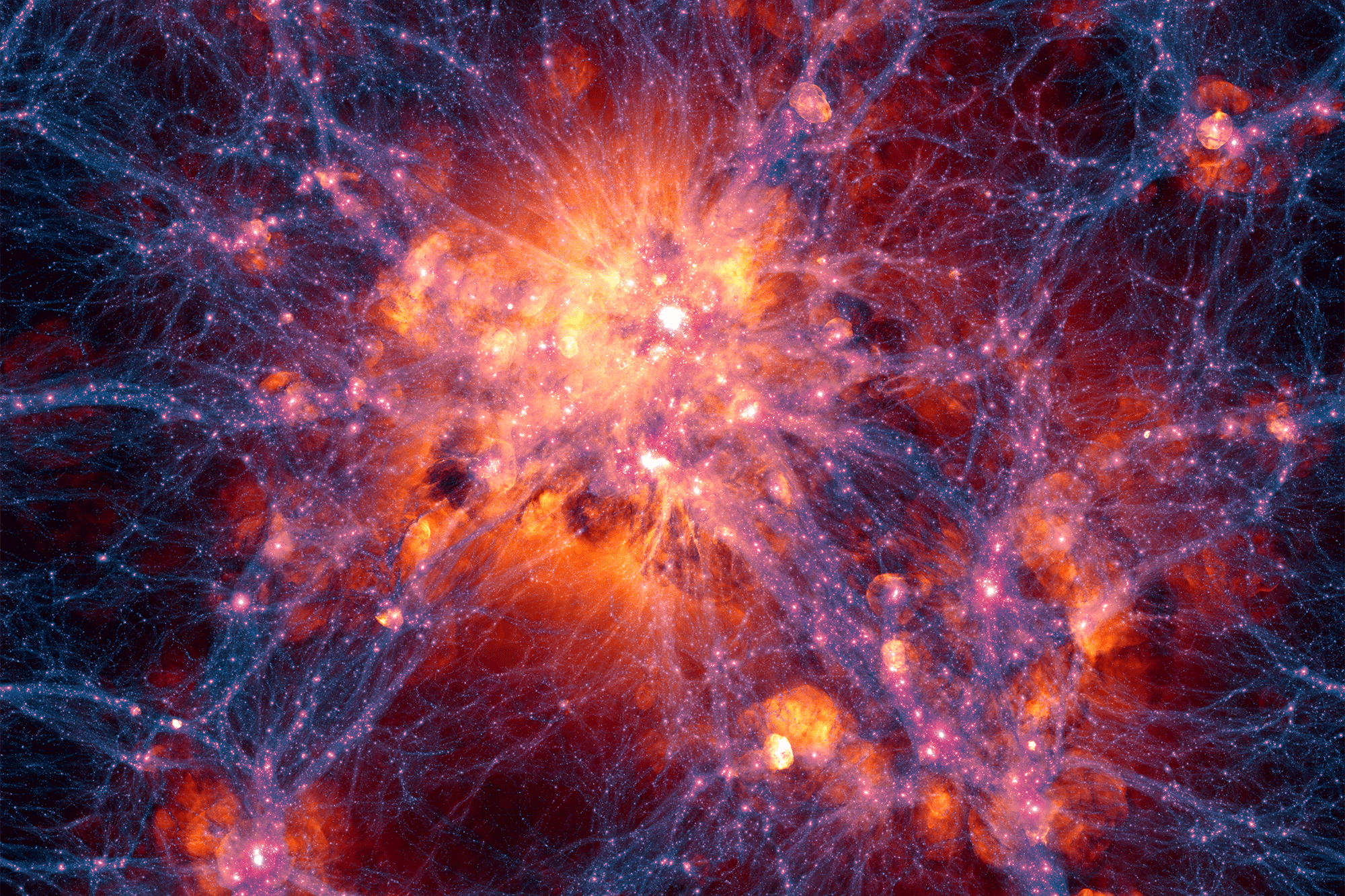 A Short History of the Missing Universe